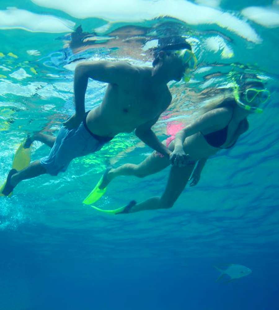 Beach Hopper Snorkeling Tour