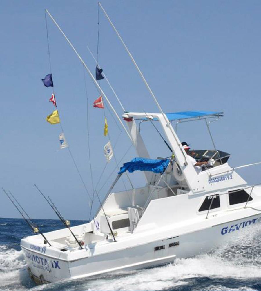 """Fishing 28"""" Boat"""