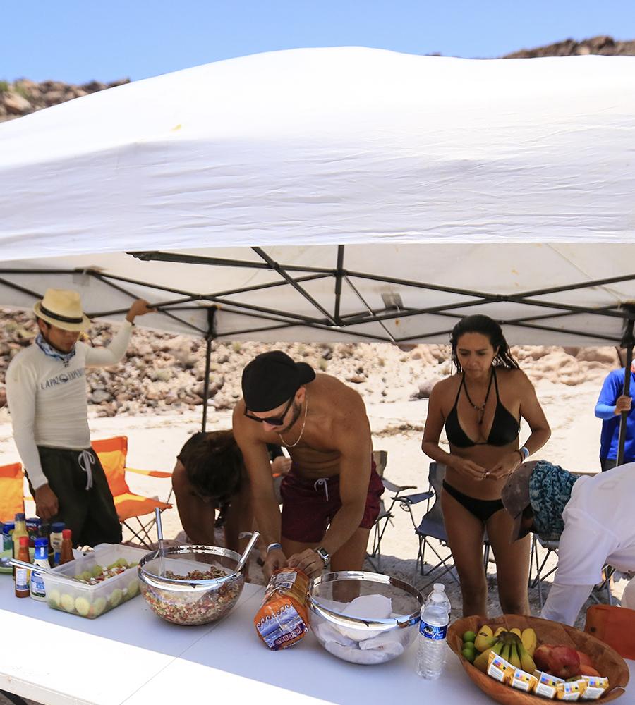 Espiritu Santo Island Expedition