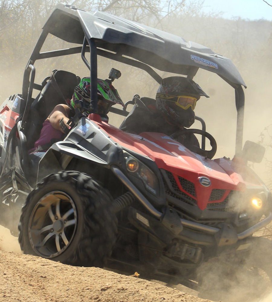 Ultimate UTV Adventure