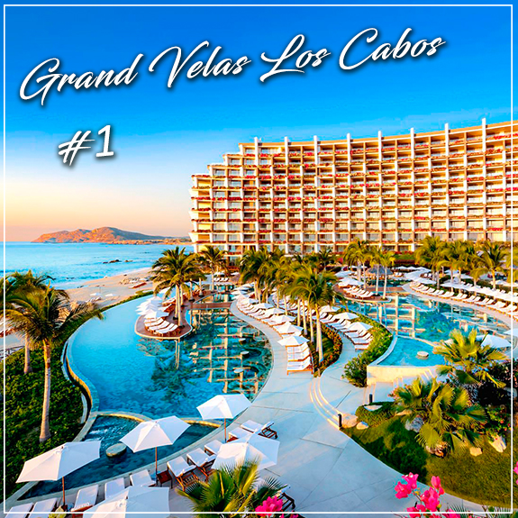Grand Velas Los Cabos Best Hotel in Mexico